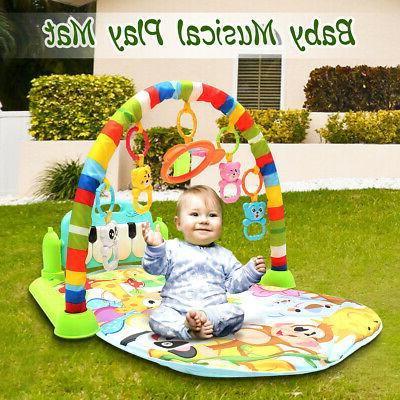 4 in 1 infant baby kid playmat