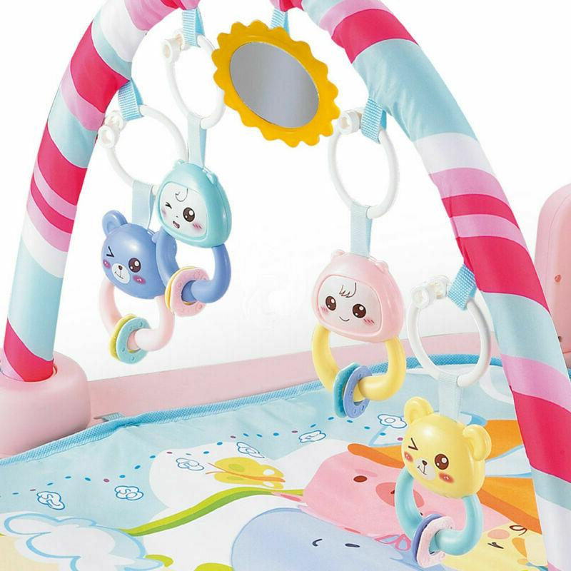 5 Baby Infant Play Mat Toys