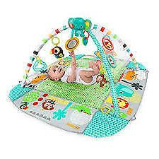 Bright Starts 5-in-1 Your Way Ball Play Activity Gym & Ball