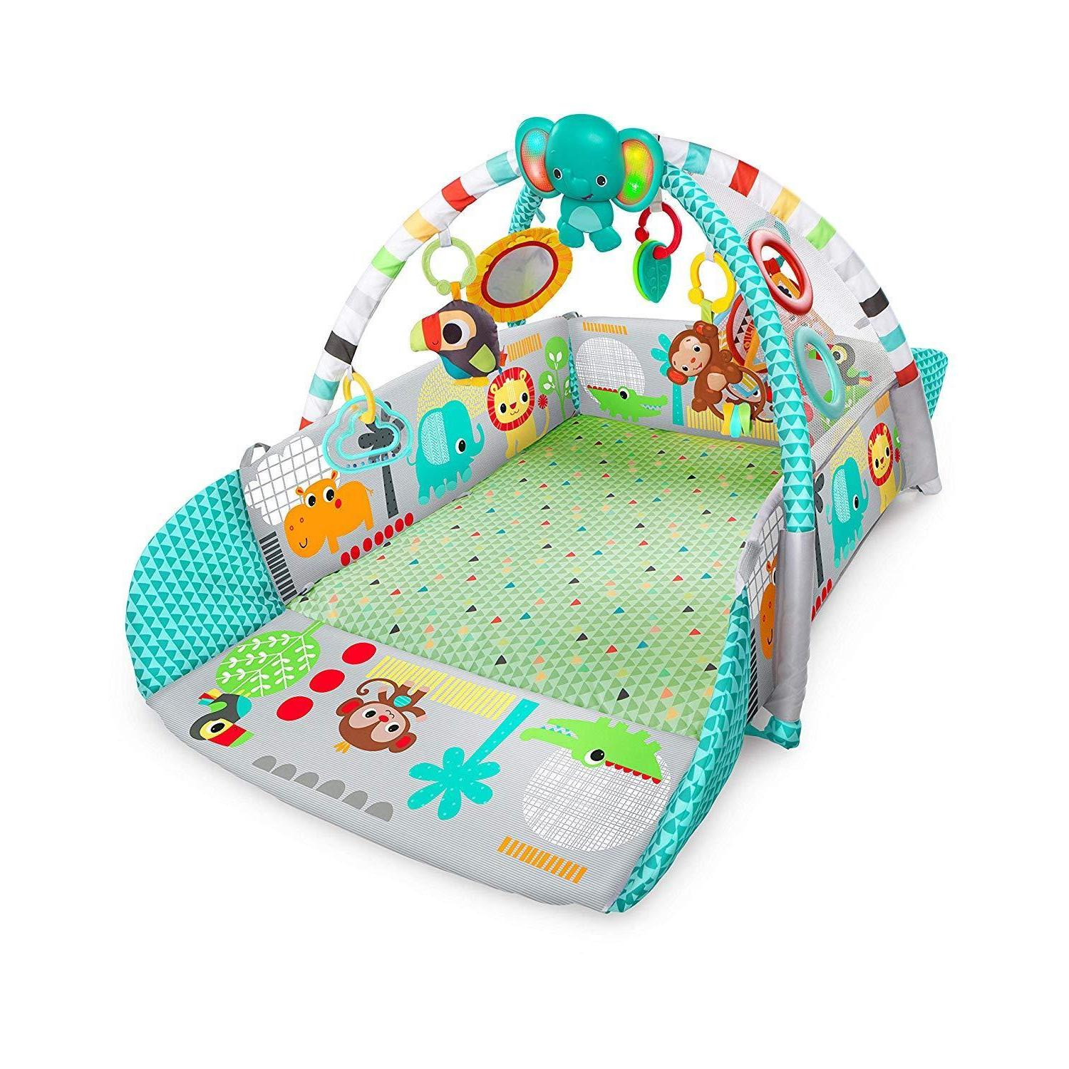 Bright 5-in-1 Way Play Gym