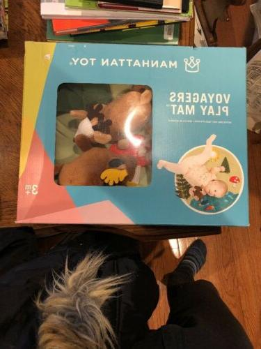 50% Off!!! Manhattan Toy Voyagers Play Mat New Toy