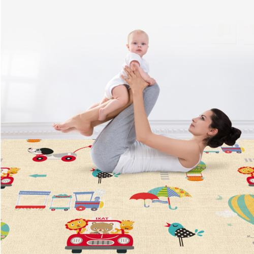 Reversible Crawling Double-sided