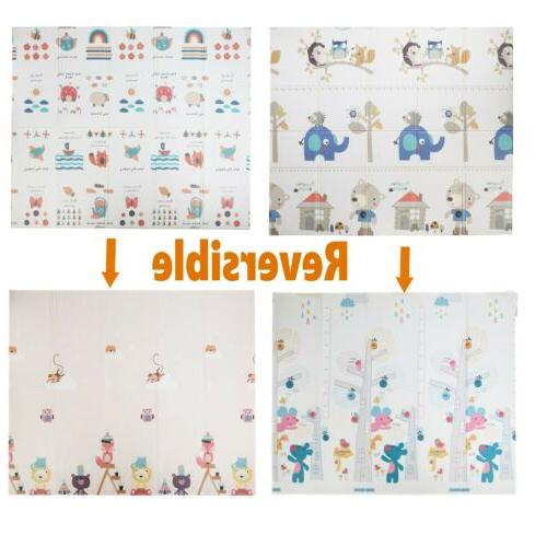 79 x71 extra large baby play mat