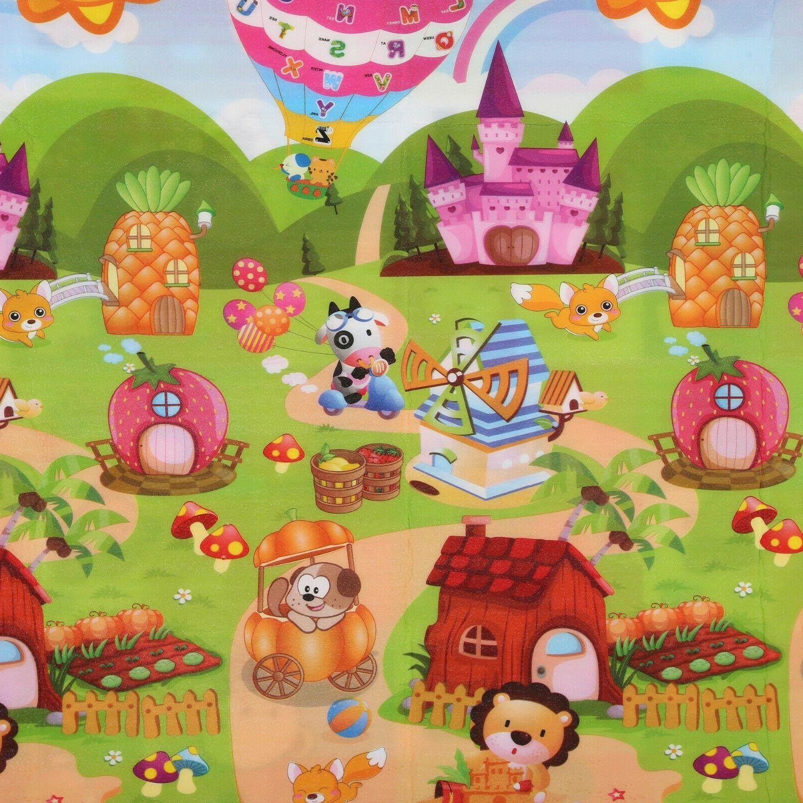 79×71 Extra Baby Toxic Baby Play Game