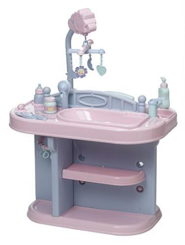 CP Toys Changing Table Care Center with Accessories