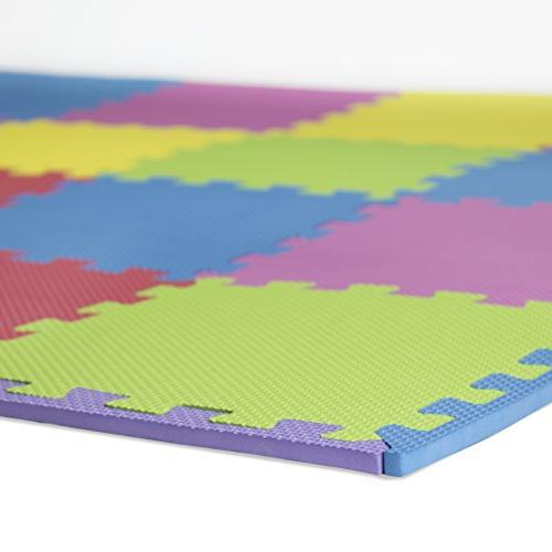 Foam Kids Puzzle Non-Toxic Floor & EVA Thick Exercise