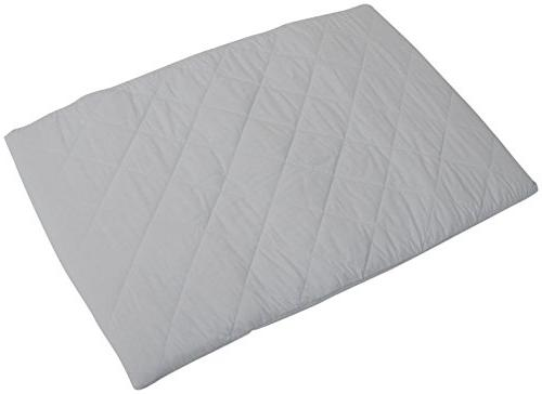 Graco Pack 'n Playard Quilted Sheet, Stone Gray