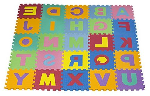 HemingWeigh Puzzle Play 26 Soft and - for Care's, Rooms, and playgrounds