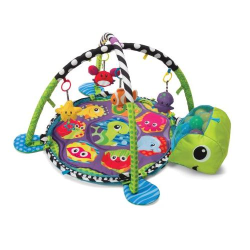me Activity Gym and Ball Pit