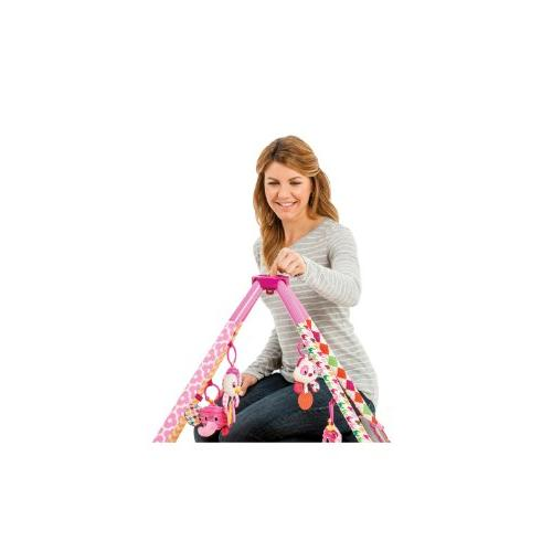 Infantino Sweet Safari Twist and Fold Activity Gym and