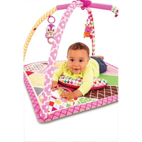 Infantino Sweet and Activity and Play Mat