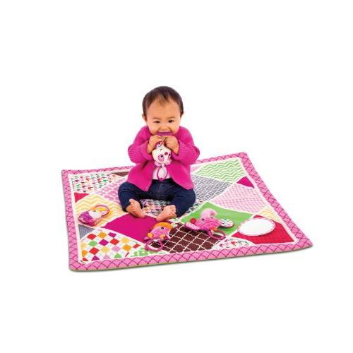 Infantino Sweet and Fold and Play Mat