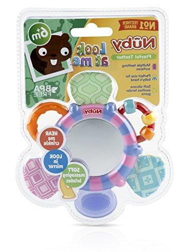 Nuby Look-At-Me Toy, May