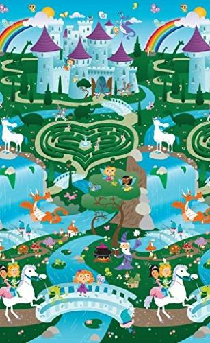 Prince Lionheart City/Princess Play Mat