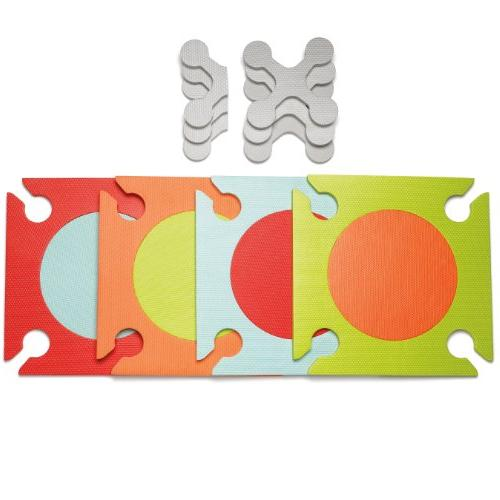 and Toddler Zoo with Interlocking Floor Tiles,