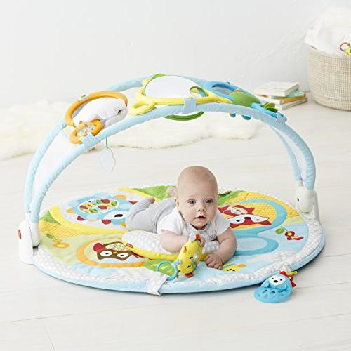 """Skip Explore More Play Mat Gym, 36"""" x Colored"""