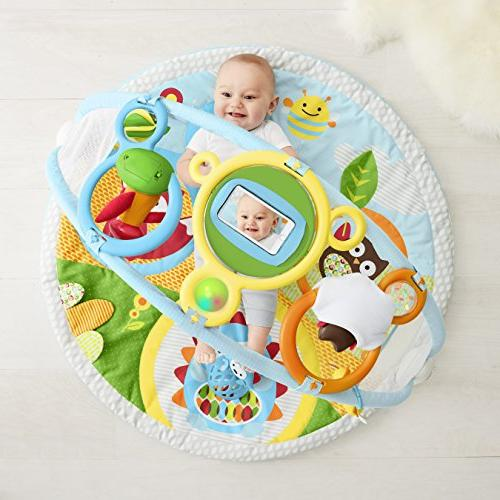 """Skip More Play Mat 36"""" x Colored"""