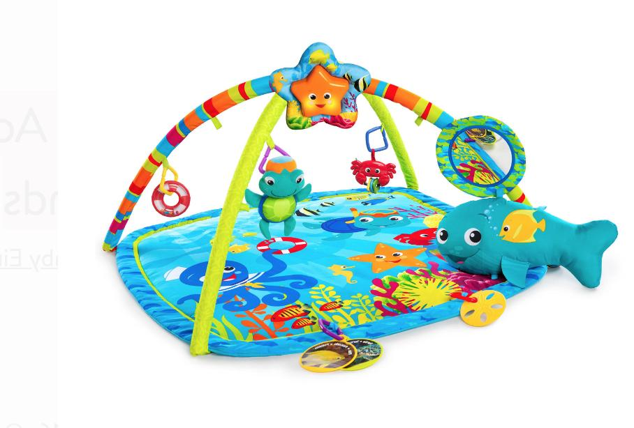 activity gym and play mat free shipping