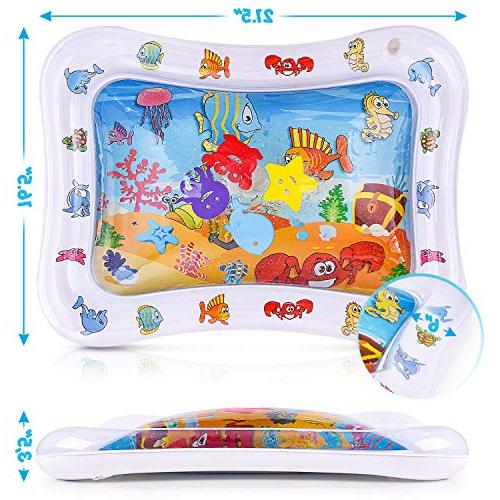 Adorable & Water   PVC for & Stimulating Activity Design