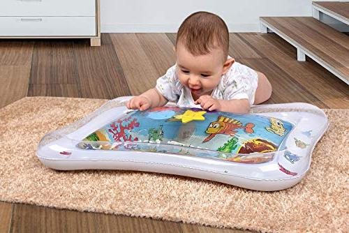 Adorable Tummy Mat for Infants & Fun Water for Newborns Engaging & Play Activity Center Design