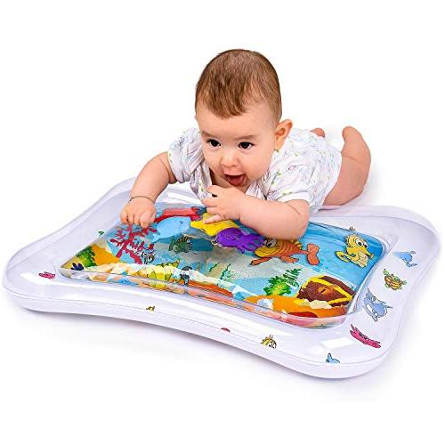 adorable tummy time mat
