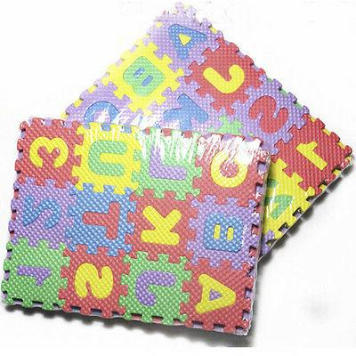 Alphabet Play SOFT Letters &