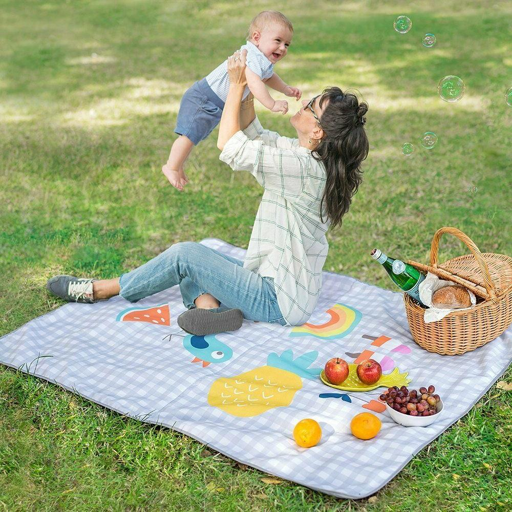 Baby Activity Toys Outdoors Portable Soft Foldable Play