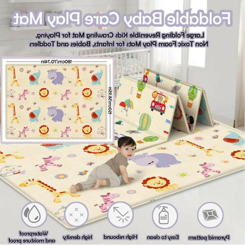 thicken baby crawling thick play mat eva
