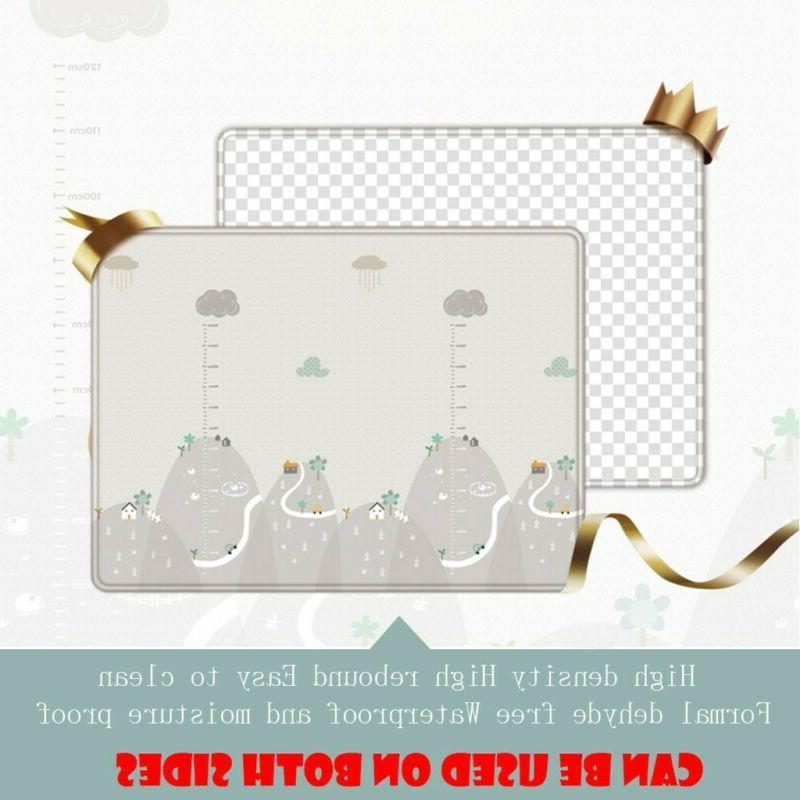 Baby Care Mat Large Double Waterproof