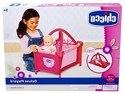 Baby to Baby Doll Playpen Mobile Toy