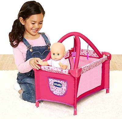 Baby Doll Playard to Playmat Playpen Mobile Gift Toy