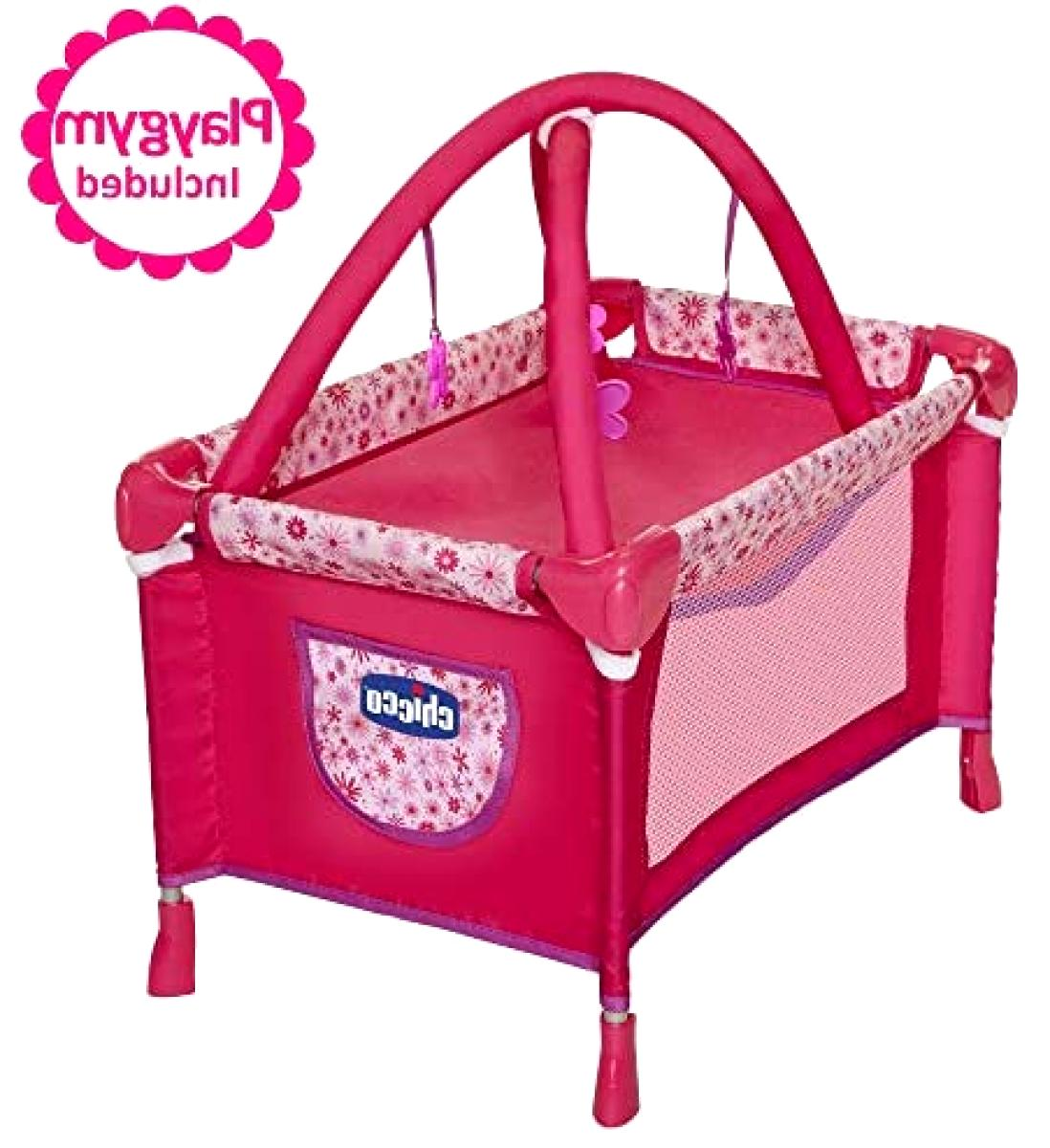 baby doll playard converts to baby doll