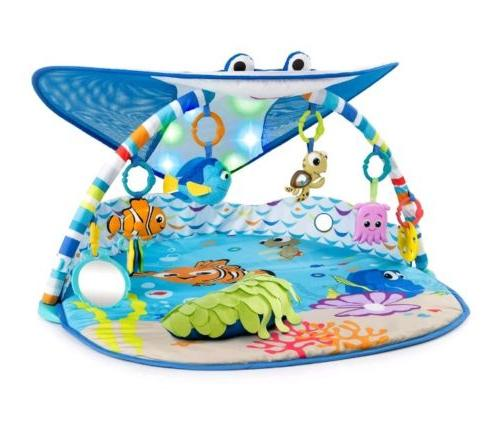 baby finding nemo playmat mr ray ocean