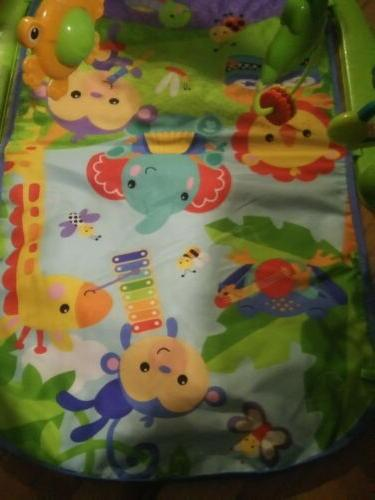 Baby Gym Floor Mat Lullaby Kick Piano