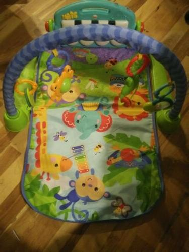 baby gym floor play mat activity center