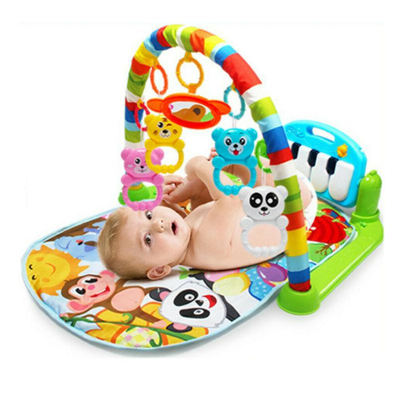 Play Mat Musical Activity Center Kick Play