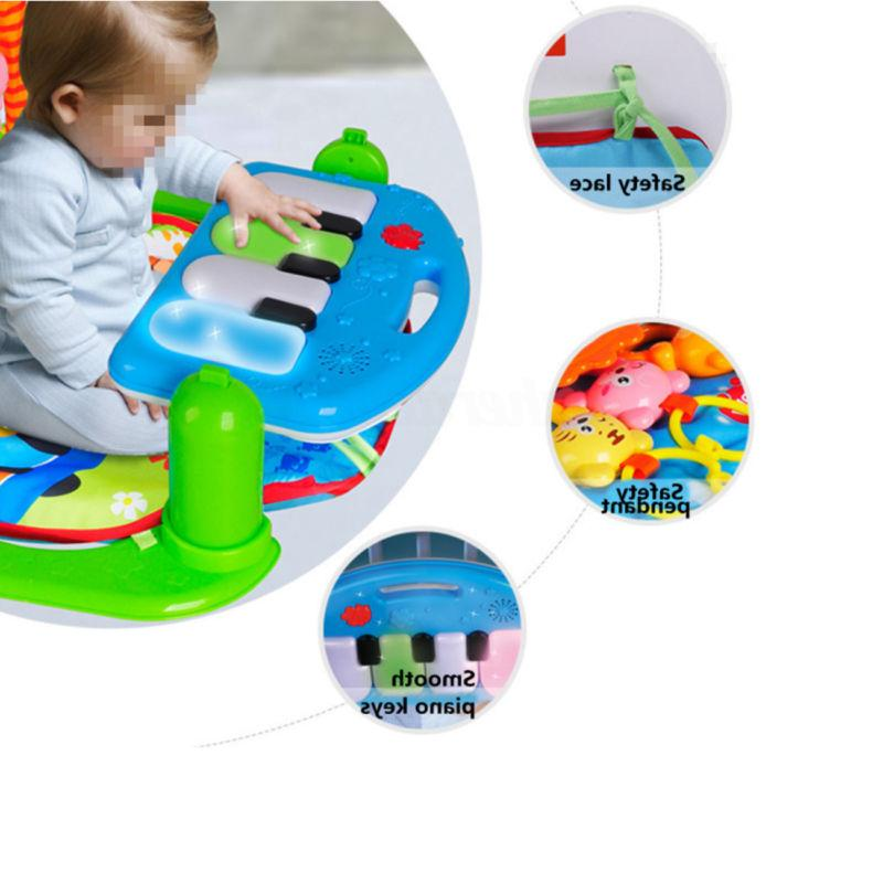 Baby Play Mat Music Xmas