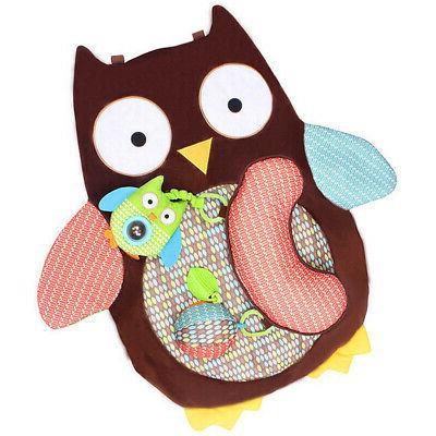 Baby Infant Tummy Play Mat Game Pad Pillow Toy