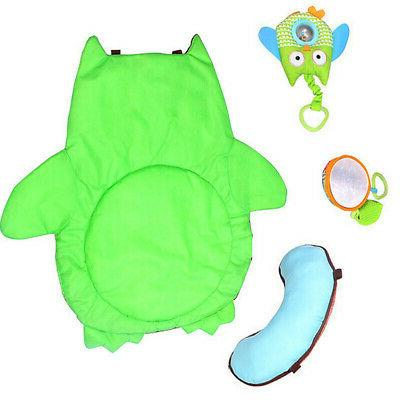 Baby Infant Owl Tummy Time Mat Game Toy