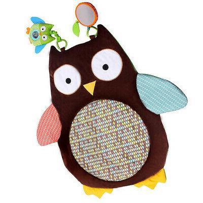 Baby Cartoon Tummy Time Play Mat Game Toy US
