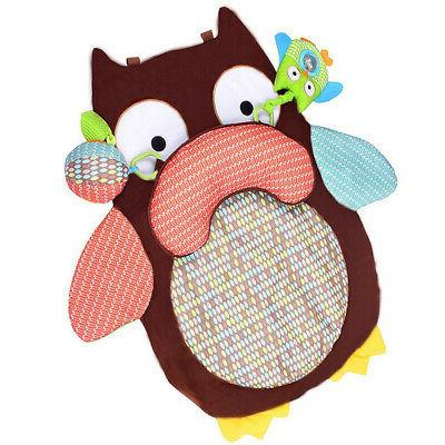 Baby Tummy Time Mat Game Pad Toy US