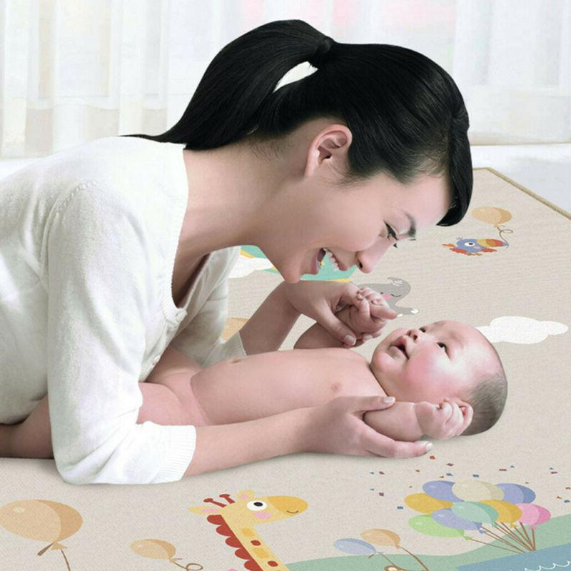 Baby Play Silk LDPE Activity Toy Crawl Rug Grace