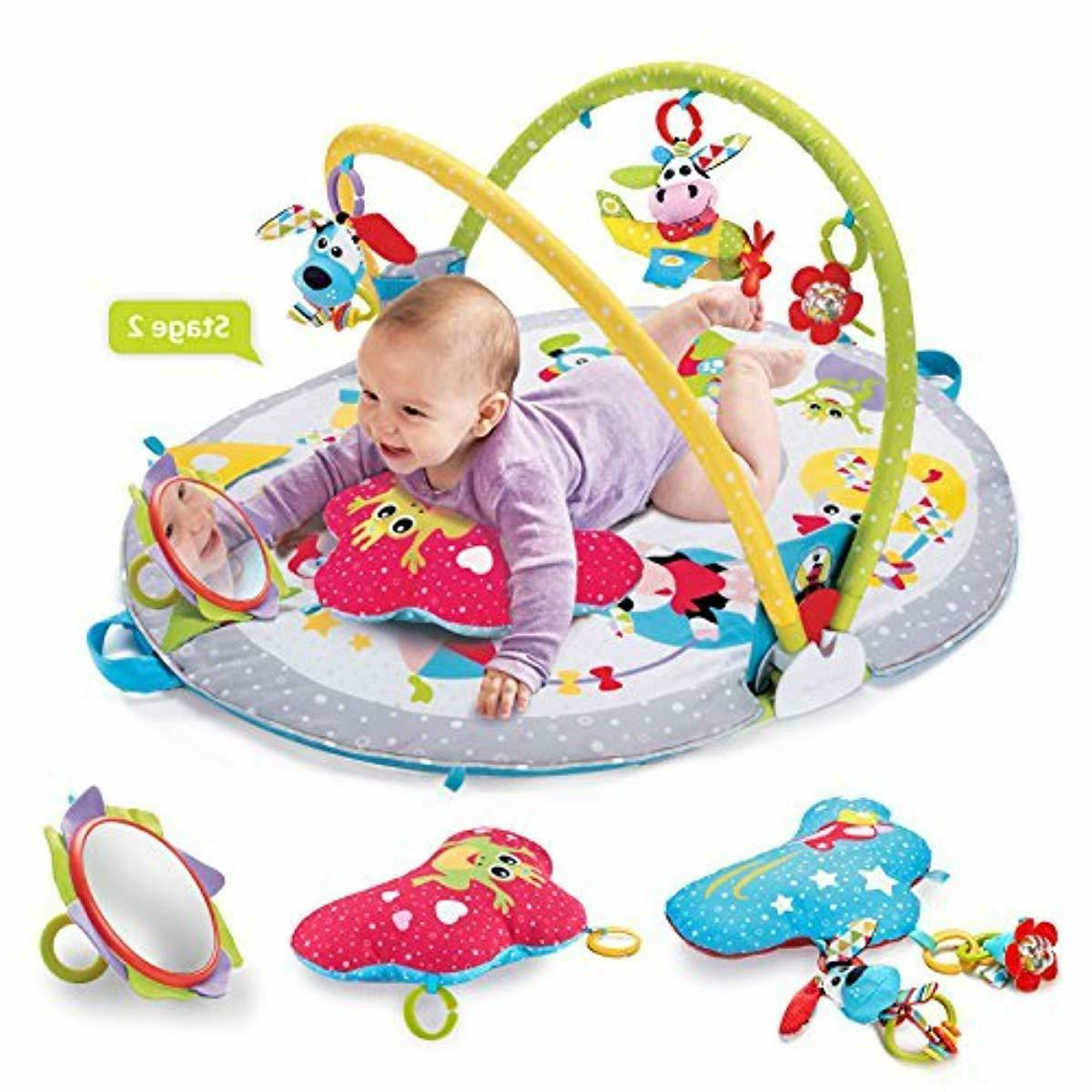 Baby Lay Up Infant Activity Newborns Month
