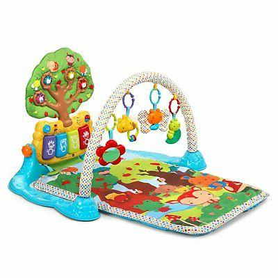 baby lil critters musical glow gym