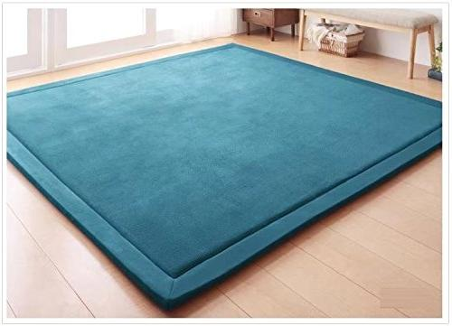 V-mix Play Crawling Rugs for Baby, Yoga Mat, Soft Non-Toxic