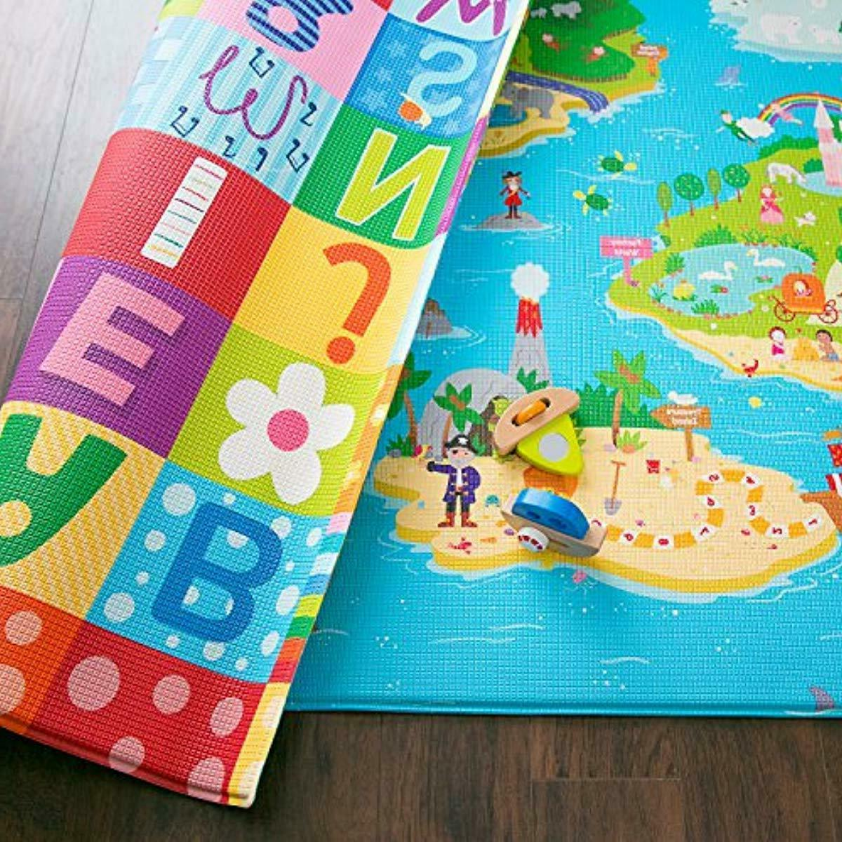 Baby Play Floor Gym - Magical Letters
