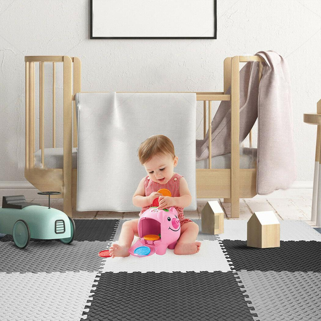Baby Mat Infant Floor Activity Crawling Kids Childrens