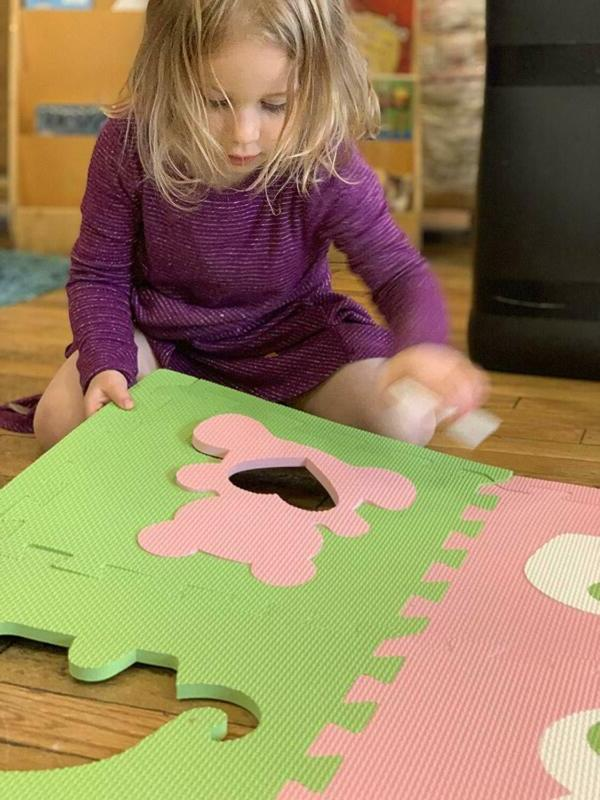 Tadpoles Play Mat Foam