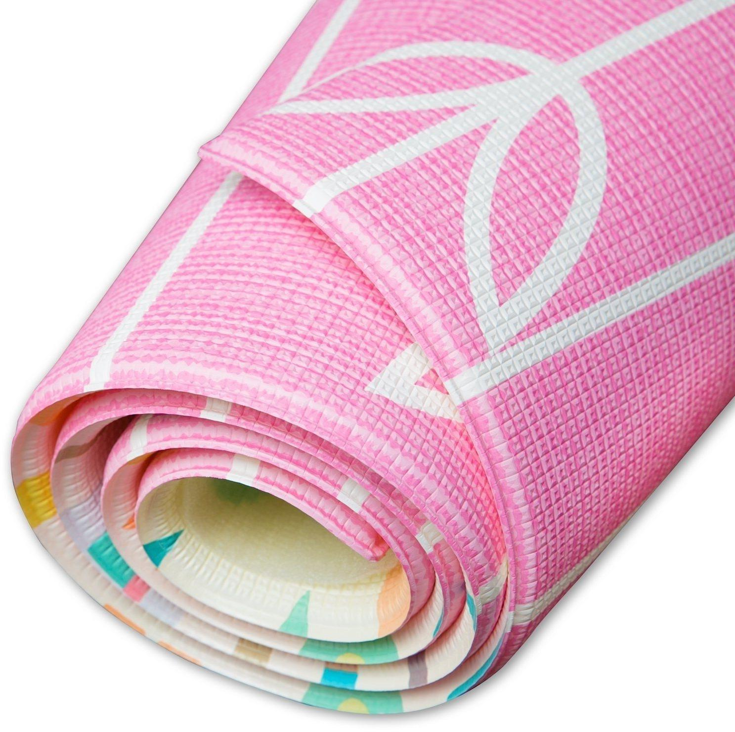 Baby PlayMat Haute Large Pink Baby Care 7' 4.5'
