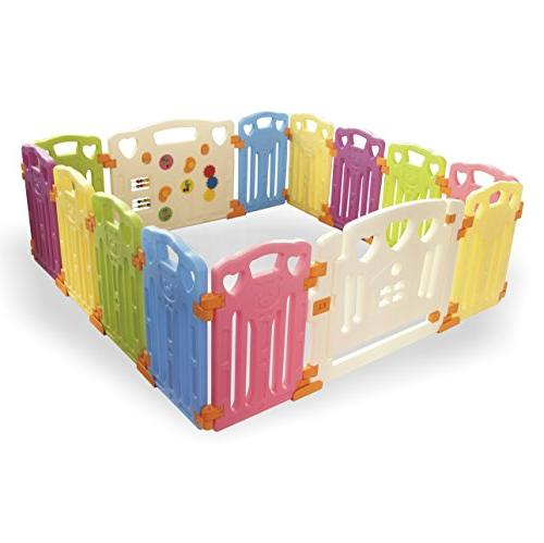 Baby Home Outdoor 14 Panels New